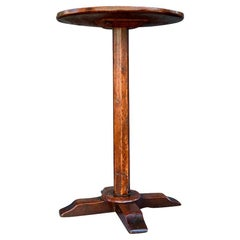 William and Mary Walnut Candlestand