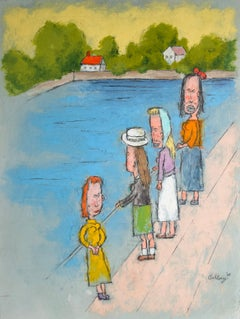 Munch Maidens