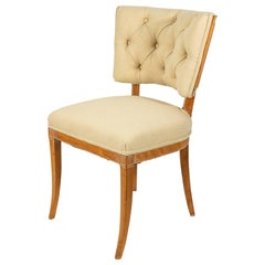 """William """"Billy"""" Haines Classic Window Back Occasional Chair"""