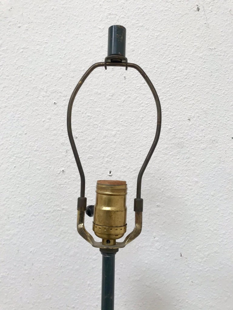 William Billy Haines Pompeian Bronze Lamp, 1960's For Sale 1