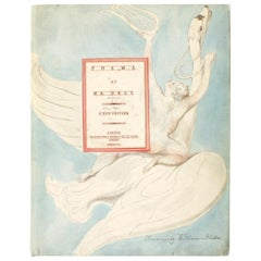 William Blake's Water-Colors Illustrating the Poems of Thomas Gray