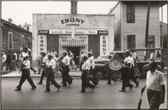 George Williams Brass Band, New Orleans (Ebony Lounge)