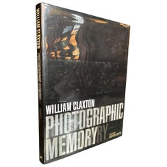 "William Claxton Photography Monograph, ""Photographic Memory"""