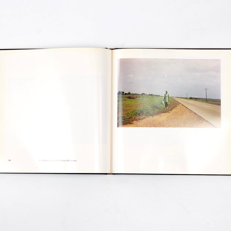 William Eggleston and John Szarkowski.  William Eggleston's Guide First Edition. Published by Museum of Modern Art, New York 1976.   First Edition of this groundbreaking book. Published to coincide with his exhibition, Eggleston was the first