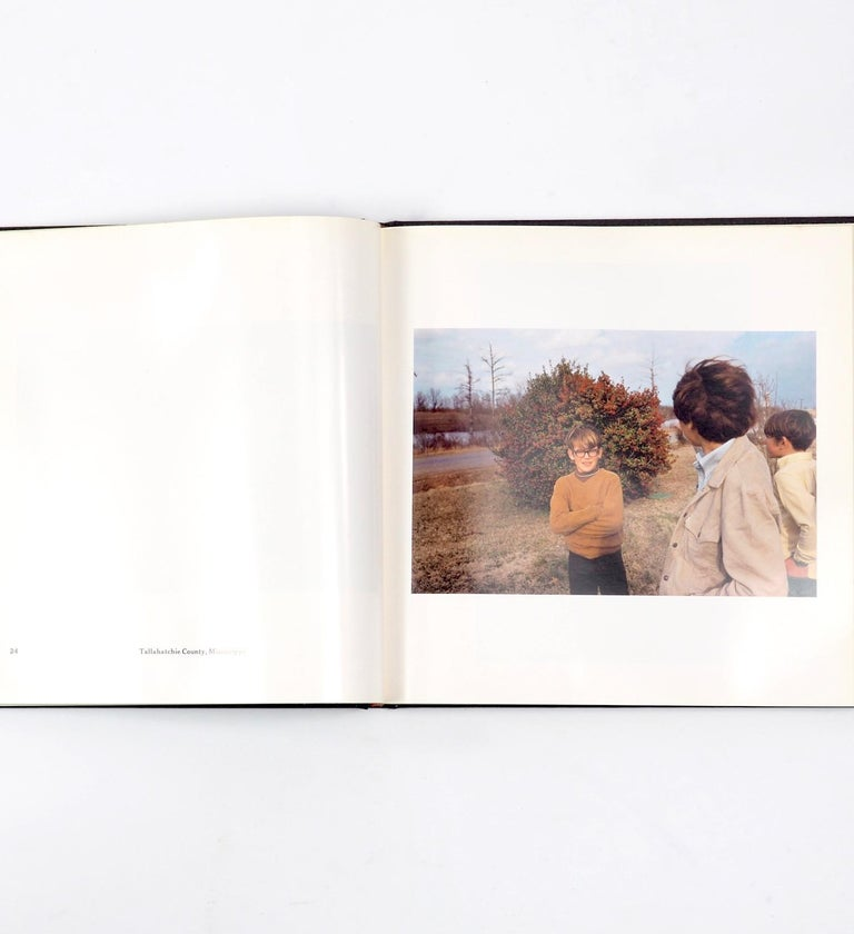 William Eggleston's Guide, First Edition, 1976 In Good Condition For Sale In London, GB