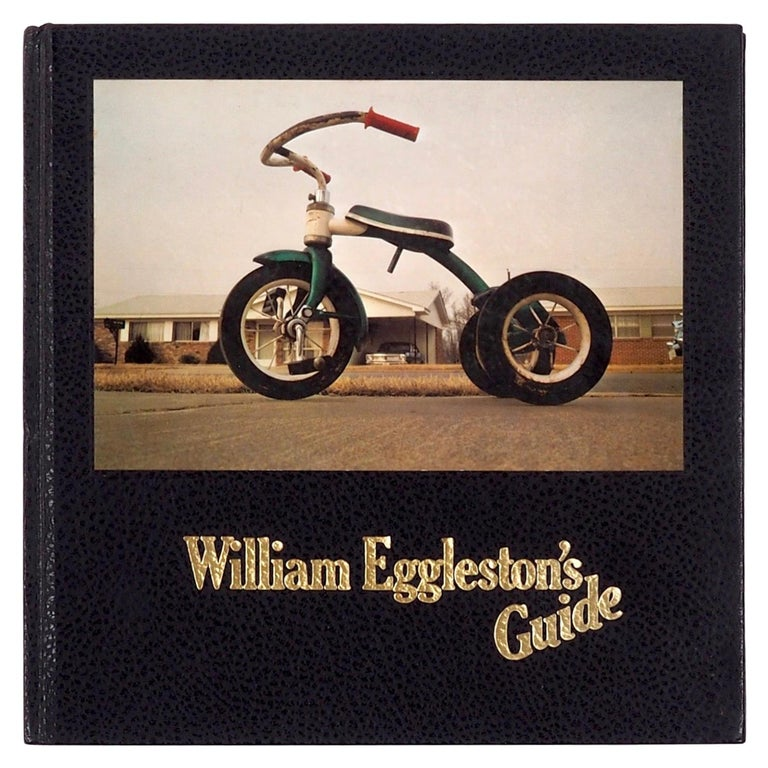 William Eggleston's Guide, First Edition, 1976 For Sale