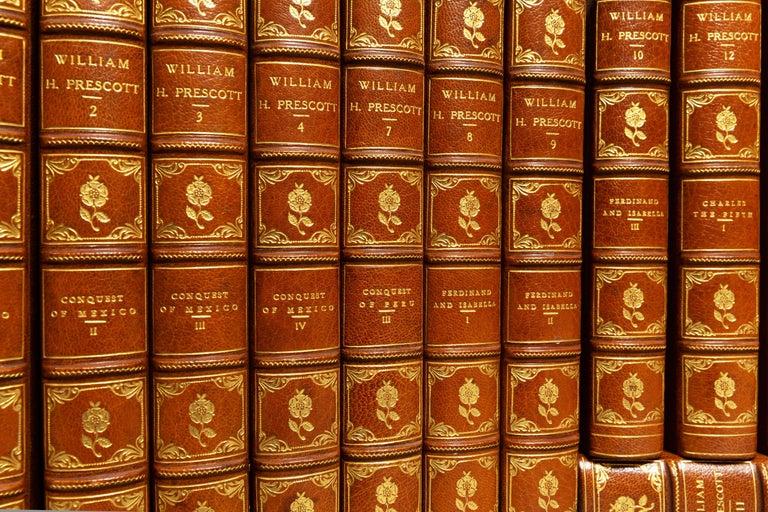 William H. Prescott, The Works For Sale 1
