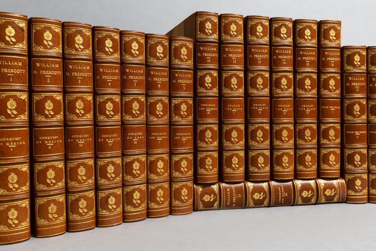William H. Prescott, The Works For Sale 2
