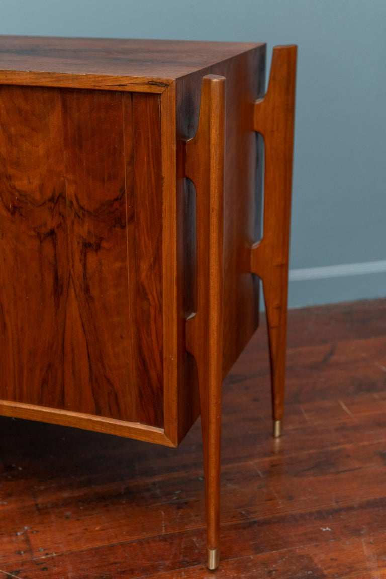 William Hinn Exoskeleton Side Table or Cabinet for Urban Furniture In Good Condition For Sale In San Francisco, CA
