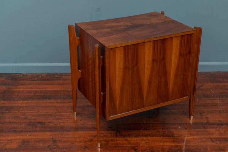 William Hinn Exoskeleton Side Table or Cabinet for Urban Furniture For Sale 1