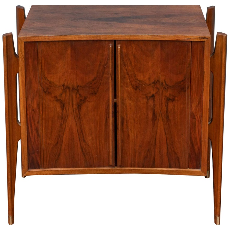 William Hinn Exoskeleton Side Table or Cabinet for Urban Furniture For Sale