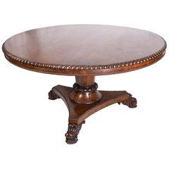 William iv Mahogany Dining Table, circa 1840