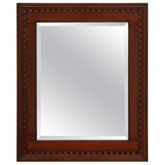William IV Mahogany Mirror
