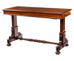 William IV Metamorphic Buffet Attributed to Gillows in Mahogany