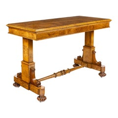 William IV Metamorphic Buffet by Gillows in Pollarded Oak