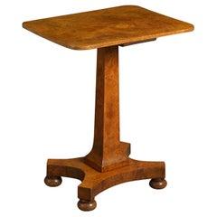 William IV Rectangular Elm Table