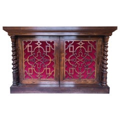 Cabinet Sideboard, Rosewood, William IV circa 1835
