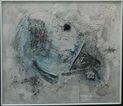 Lonistum 1961 - Canadian British Abstract art oil painting