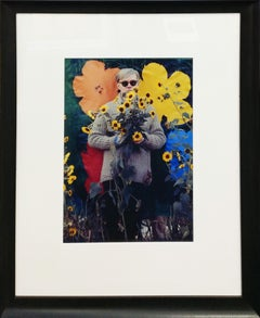 ANDY WARHOL, FIELD OF FLOWERS, 1964, QUEENS, NEW YORK