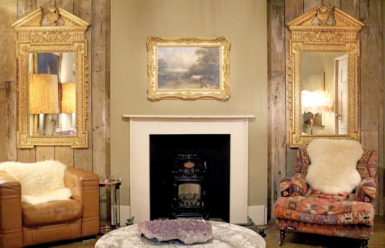 William Kent Style Wall Mirrors For Sale At 1stdibs