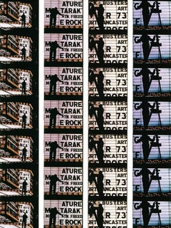 Film Strips from Broadway by Light #4