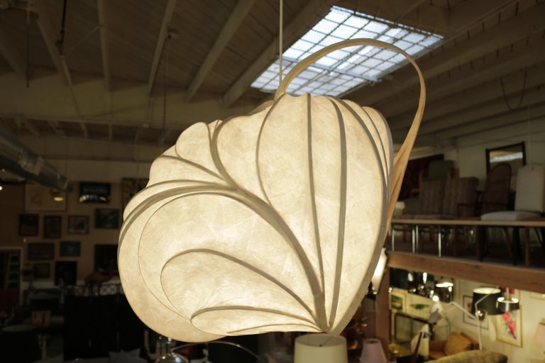 Late 20th Century William Leslie Organic Light Sculpture For Sale