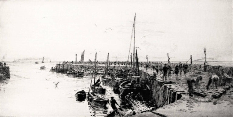Herring Fishers, Fisherrow