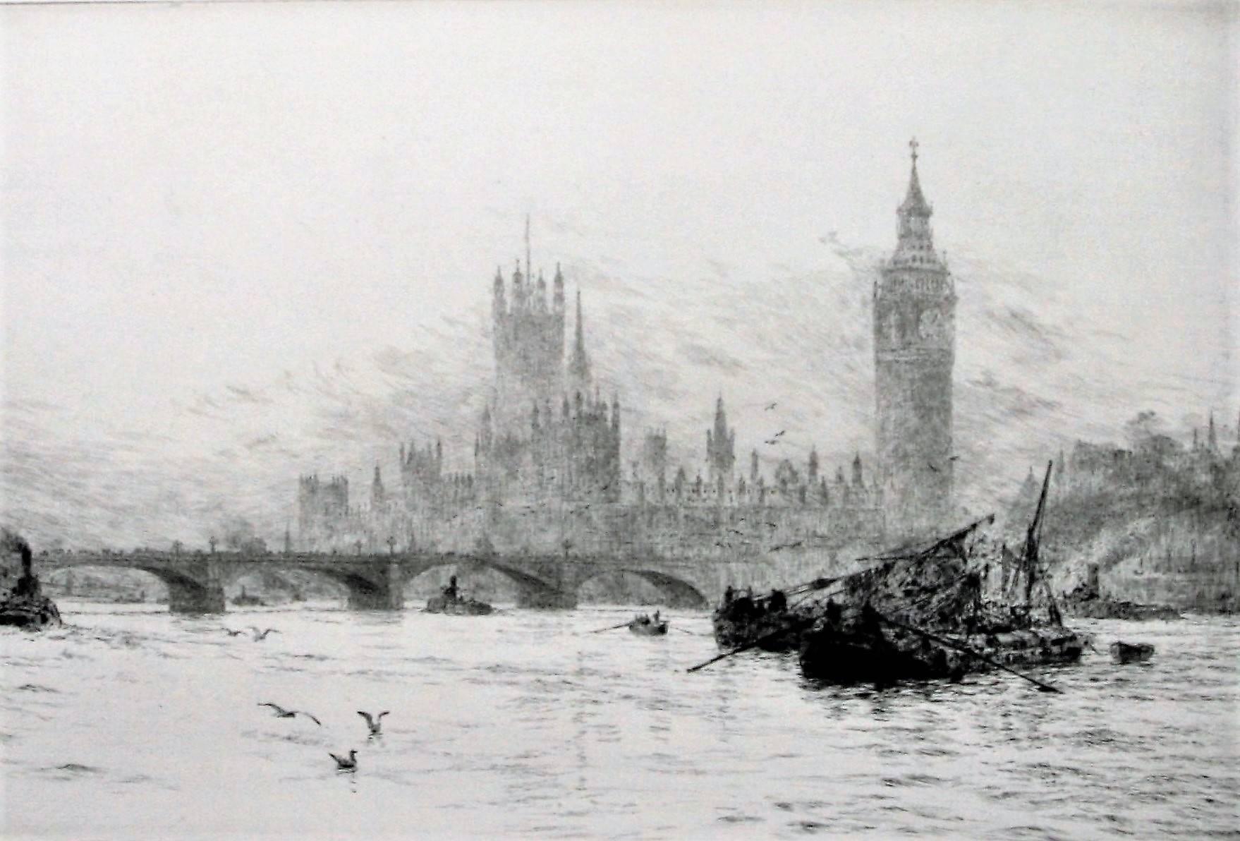 Westminster Flood Tide