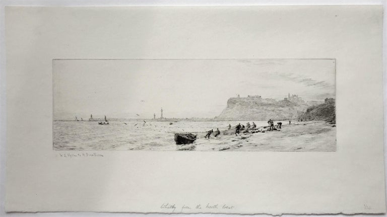 Whitby from the North-West. For Sale 1