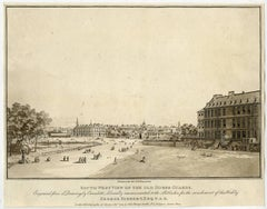 South-west view of the old Horse Guards.