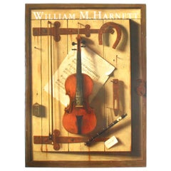 William M. Harnett, First Edition Exhibition Catalogue