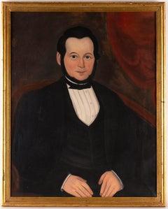 Portrait of an American Gentleman Prior-Hamblin School