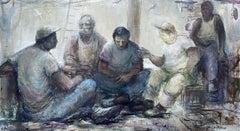 """Provincetown Fishermen"""