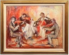 Musical String Quartet