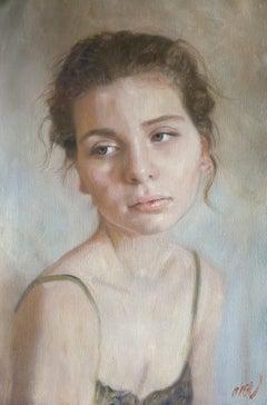 Cinderella's Dream, Painting, Acrylic on Canvas