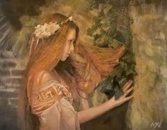 Eternal Romance, Painting, Acrylic on Canvas