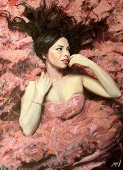 Tarkovsky's Dream, Painting, Acrylic on Canvas