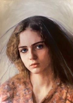 Tristesse, Painting, Acrylic on Canvas