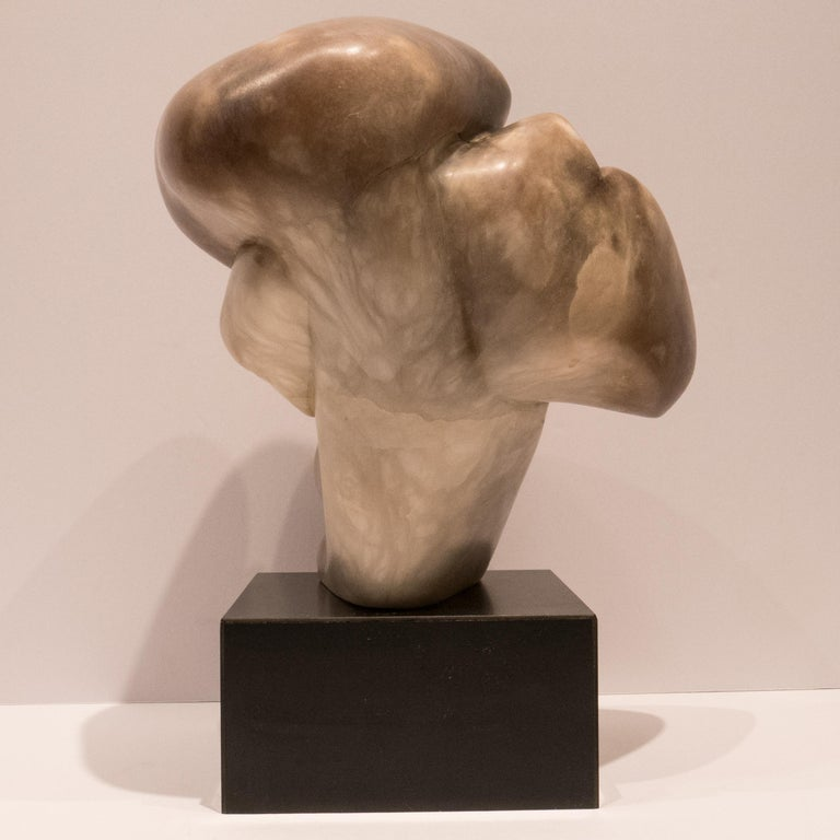 William P Katz Abstract Marble Sculpture In Excellent Condition For Sale In New York, NY