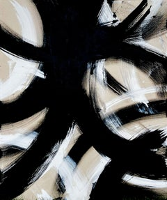 Passion - abstract painting