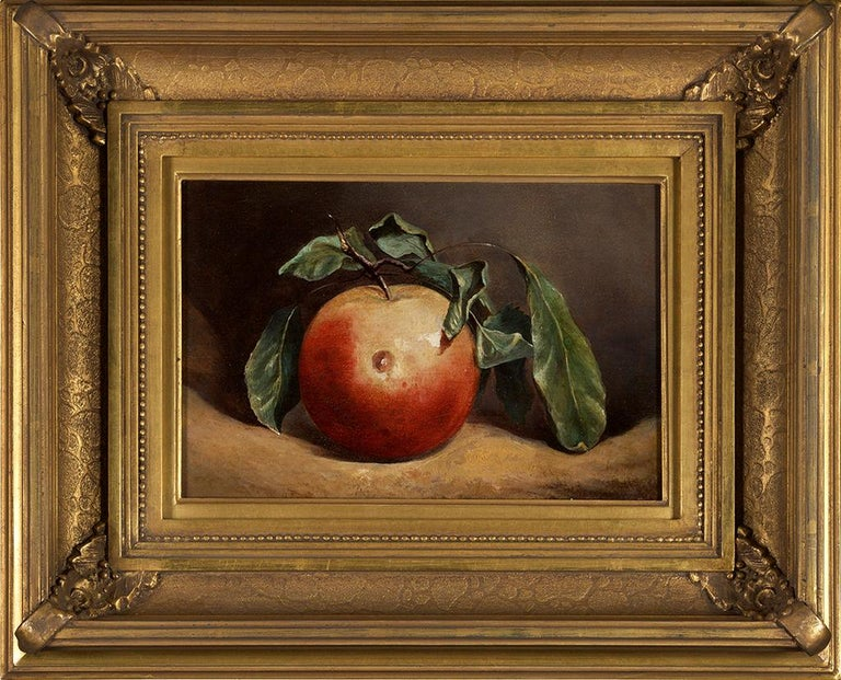 Apple - Painting by William Rickarby Miller