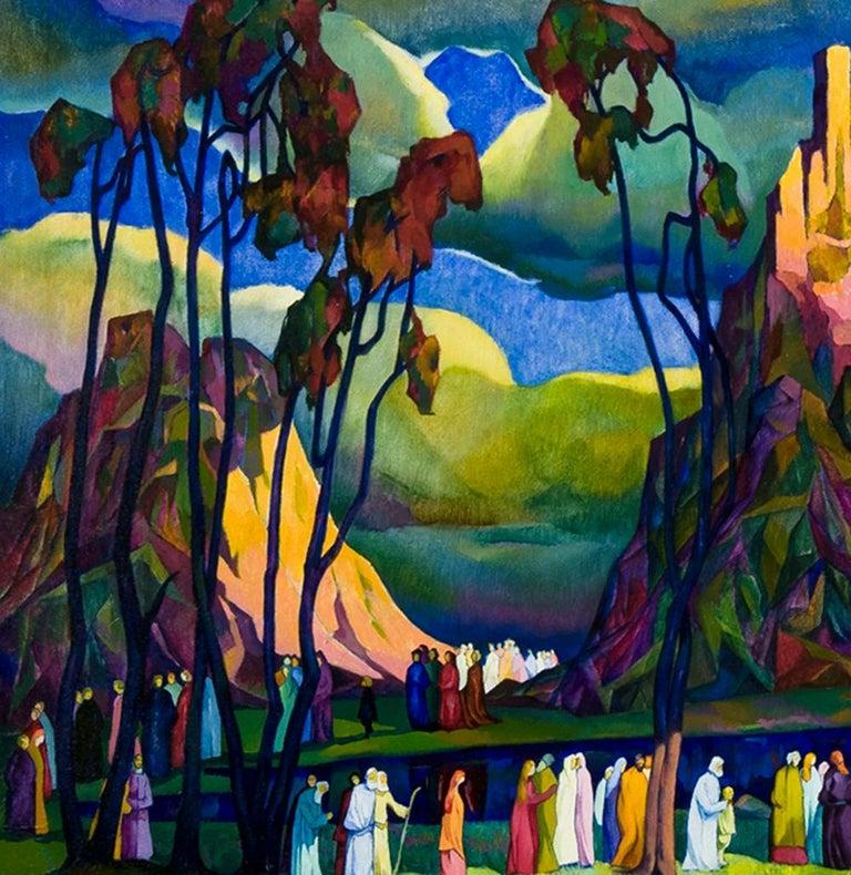 The Pioneers - American Modern Painting by William S. Schwartz