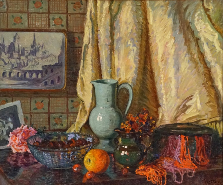William Samuel Horton Still-Life Painting - Still Life