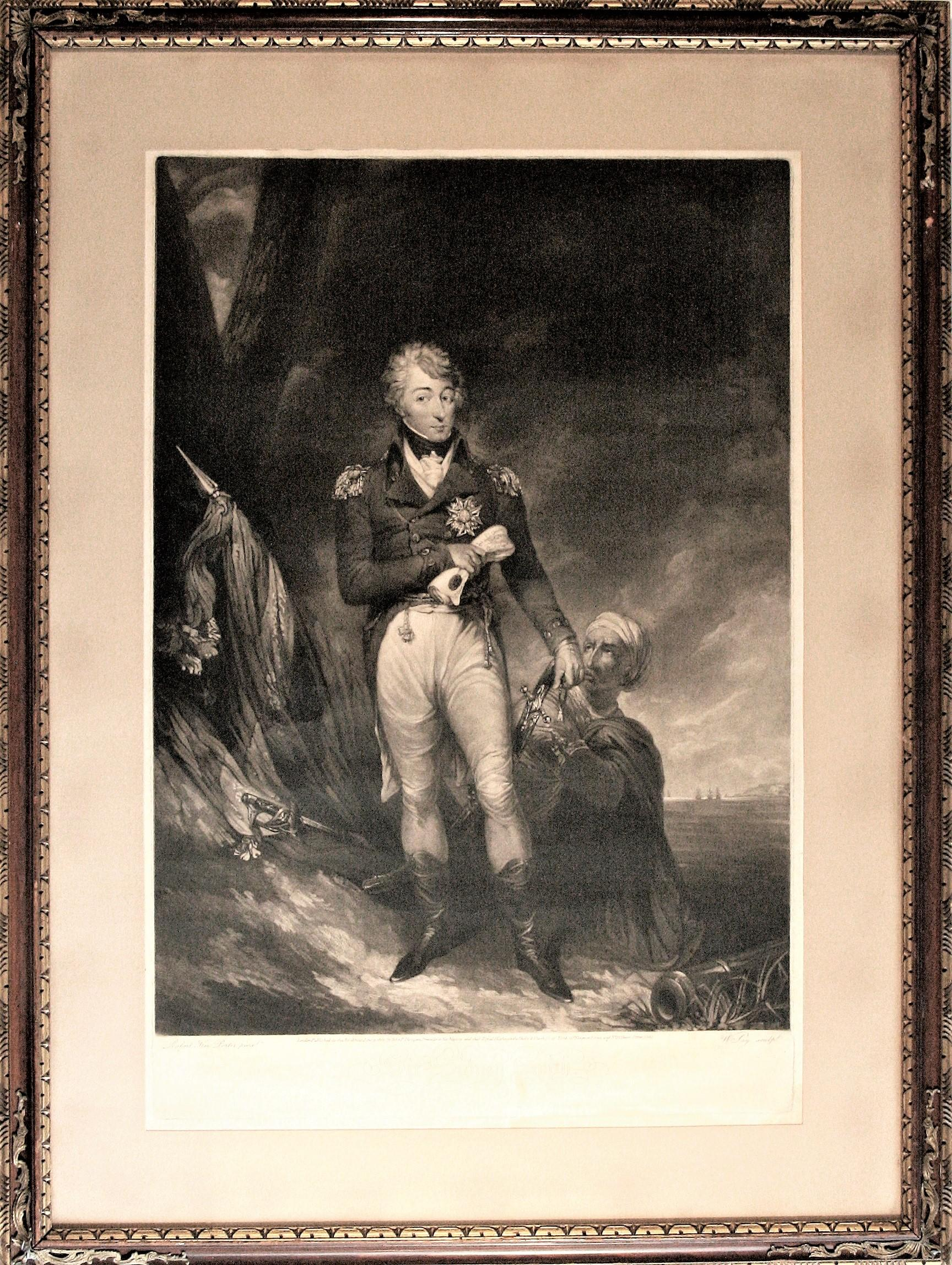 Sir Sidney Smith.