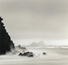 Skelligs Rock, Ireland 12x12 Dreamlike Toned Photograph Numbered Mint Condition