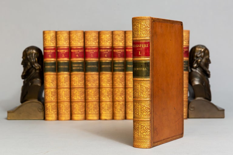 Mid-19th Century William Shakespeare, Complete Works For Sale