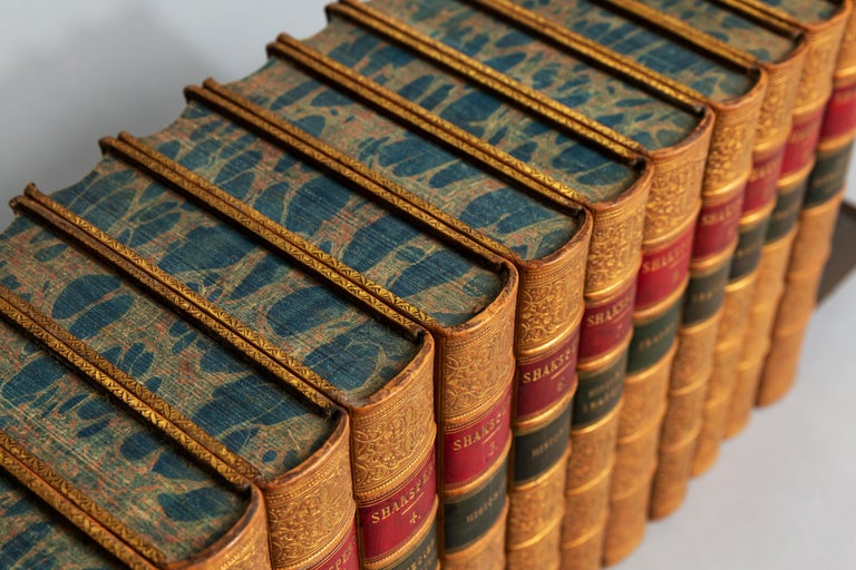 Leather William Shakespeare, Complete Works For Sale