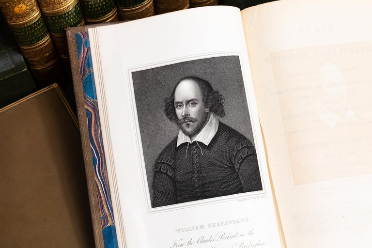 William Shakespeare, The Plays In Good Condition In New York, NY