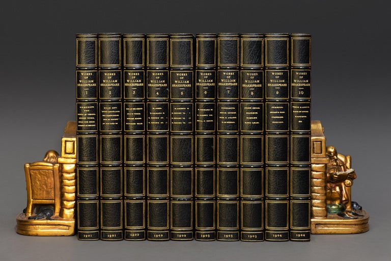 Early 20th Century William Shakespeare, The Works For Sale
