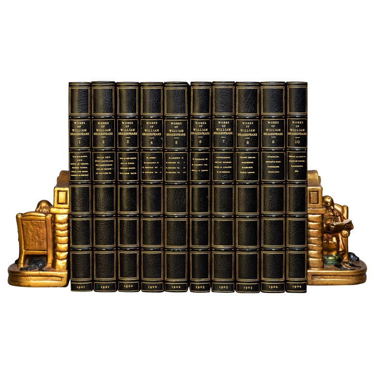 William Shakespeare, The Works For Sale